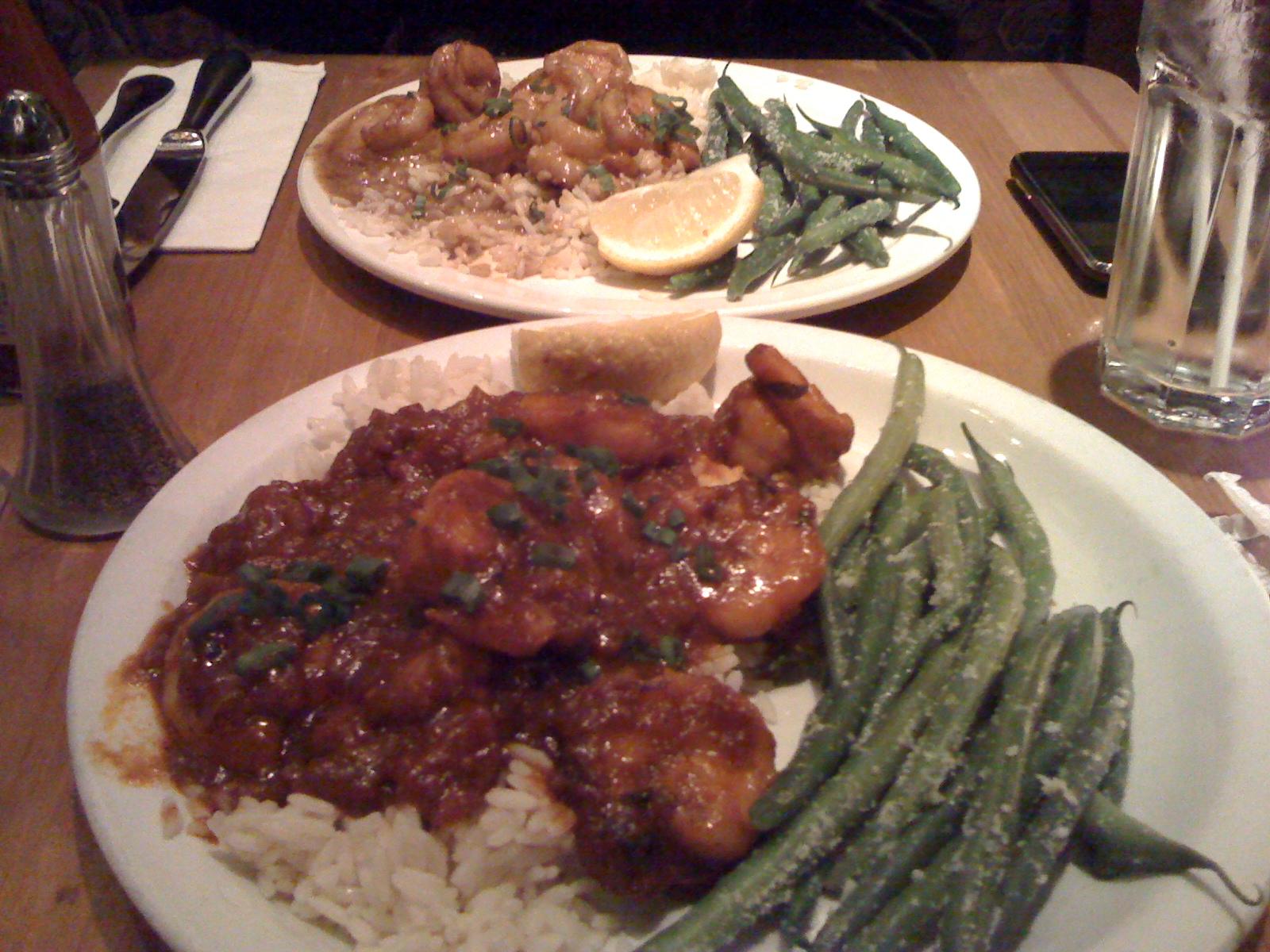 food spotlight angelines louisiana kitchen random tidbits of thought - Angelines Louisiana Kitchen