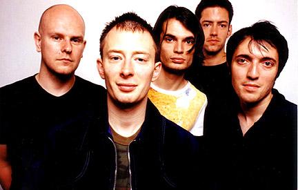 Radiohead circa 1997