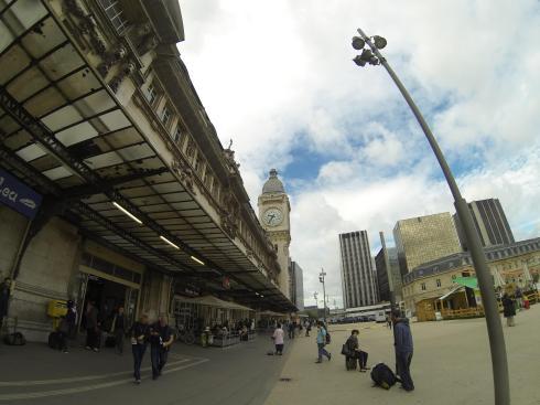 Gare de Lyon Rail Station