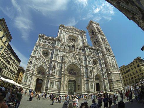 Speechless at Il Duomo di Firenze