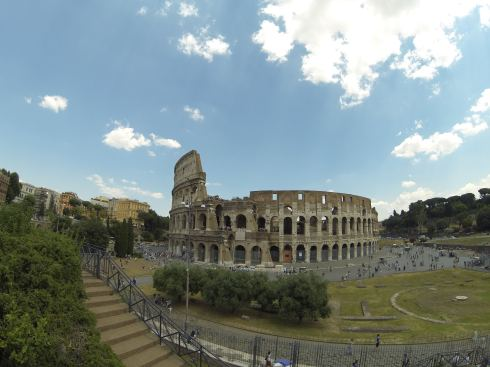 The captivating Colosseum